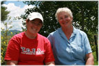 Ruth Shepardson & Kay Orton, 4-H leaders and shining examples in The Plateau Valley